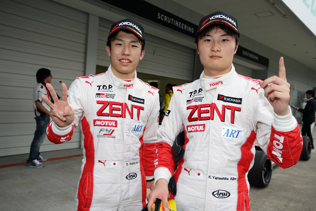 全日本F3鈴鹿