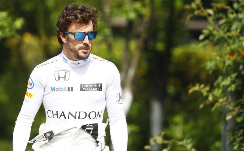 F1 | アロンソ「同じマシンに乗れば誰にも負けない」