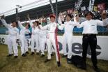 国内レース他 | 86/BRZ Race第2戦:阪口良平が最終ラップで逆転。2年ぶりの勝利飾る