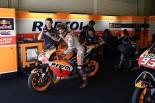 MotoGP | MotoGPヘレスオフィシャルテスト:ホンダのマルケスがトップタイム