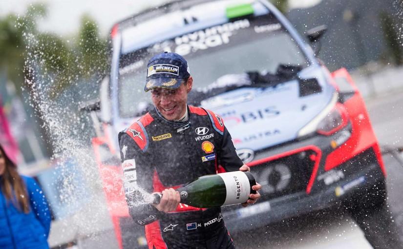 ラリー/WRC   【動画】世界ラリー選手権第4戦アルゼンチン ダイジェスト