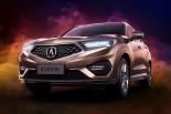 クルマ | AcuraのコンパクトSUV「CDX」世界初公開