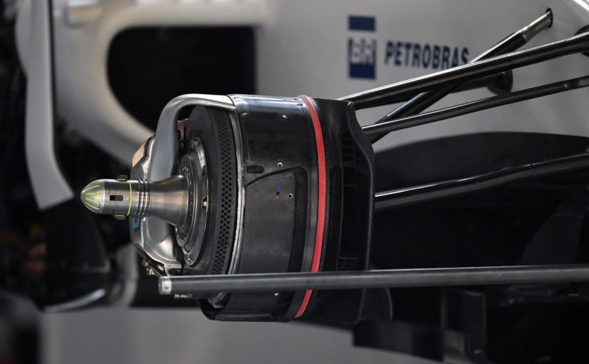 F1 | ウイリアムズ、パンクの原因となったブレーキダクトドラムを再チェック