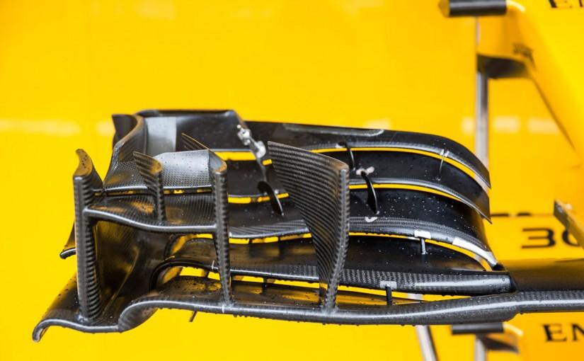 F1   メカUPDATE:ルノーは「ラピッドプロトタイピング素材」のパーツを投入か