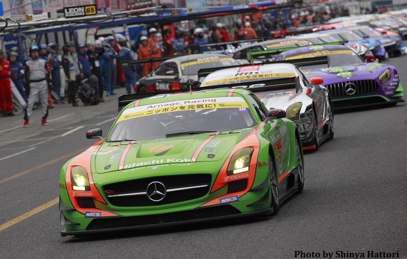 スーパーGT   Arnage Racing スーパーGT第1戦岡山 レースレポート