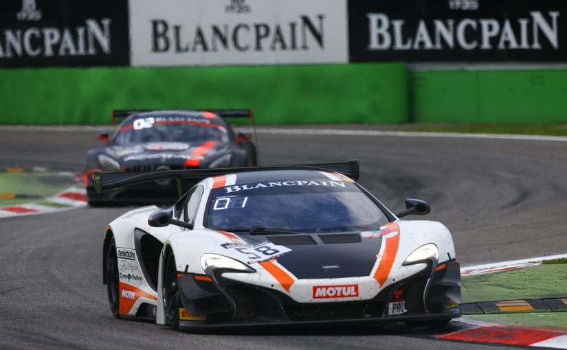 海外レース他 | BESモンツァはマクラーレン650 S GT3が優勝。高星組はあと一歩
