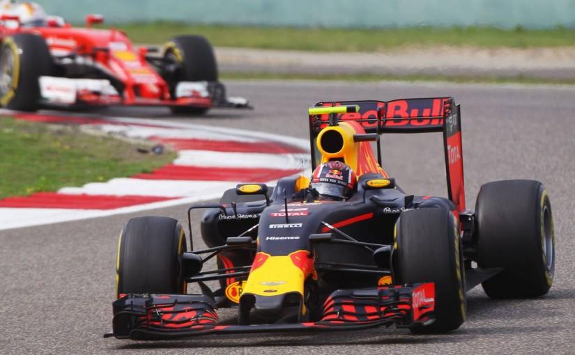 F1   レッドブル「エンジンのアップデートが完了すれば、フェラーリに追いつける」