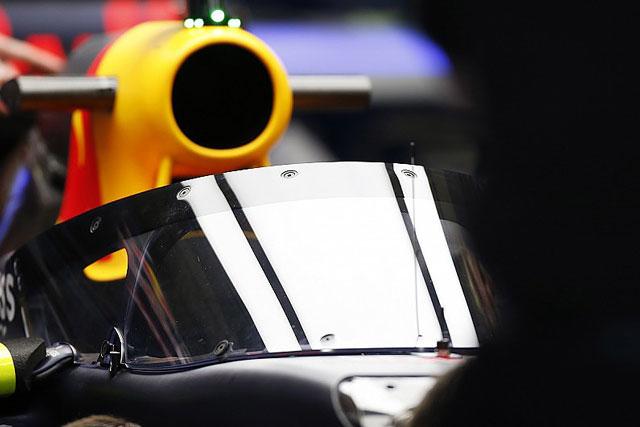 F1 | レッドブルのキャノピー、フリー走行1回目でリカルドがテストを担当
