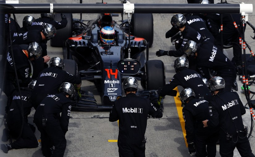 F1 | ホンダF1「あと一息。ロシアで入賞を」