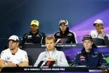 F1   会見ピックアップ:レッドブルでのクビアトの立場を心配するロシアの記者たち