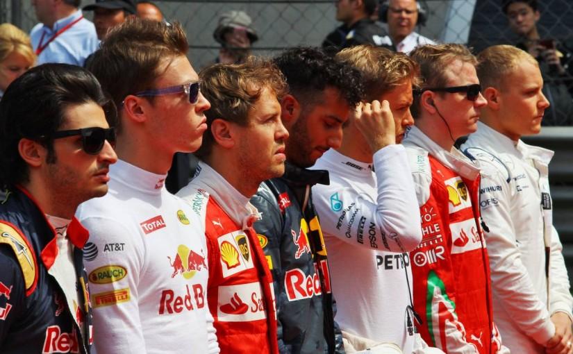 F1 | ベッテル、クビアトと和解か。中国GPの一件は「レーシングアクシデント」と認める
