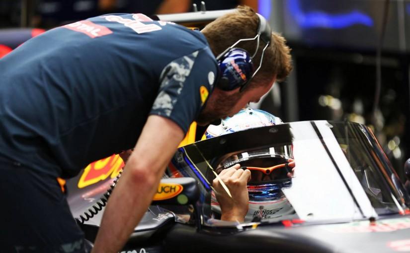 F1 | 動画:レッドブルが公開したエアロスクリーンのスタティック・テスト