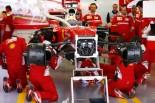 F1 | ベッテル「電気系トラブルでストップ。競争力を確認できなかった」:フェラーリ ロシア金曜
