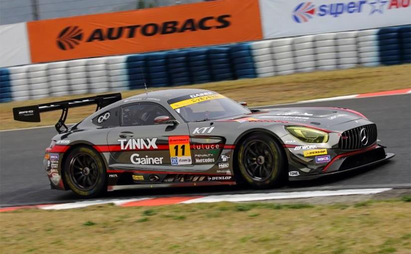 スーパーGT | GAINER TANAX AMG GT3 スーパーGT第1戦岡山 レースレポート