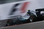 "F1 | アタック中にパワーを失ったハミルトン、連勝中のロズベルグに""追い風""が吹いている"