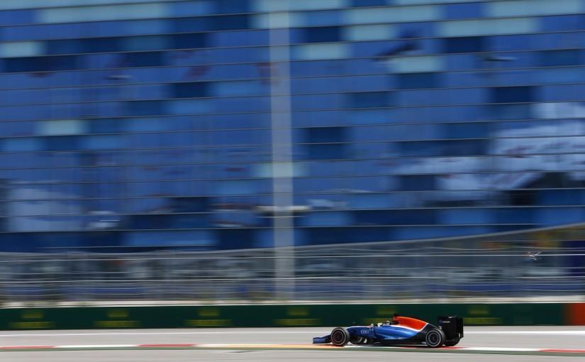F1 | 「決勝ではザウバーやルノーといいバトルをしたい」:マノー ロシア土曜
