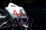 F1 | ハミルトン、決勝では空輸された新パーツ入りのスペア・エンジンを使用