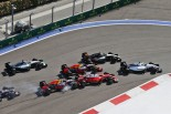 F1 | ベッテル「クビアトがまたミス。僕とリカルドのレースを台無しに」:フェラーリ ロシア日曜