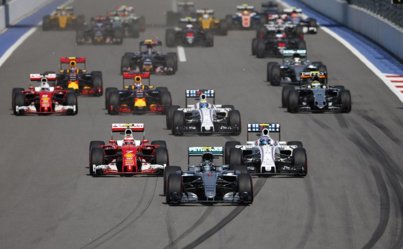 F1 | ピレリ「摩耗とデグラデーションのレベルが低かったため、予想どおり1ストップ戦略が主流に」