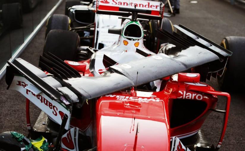 "F1 | 前戦の遺恨が再燃。クビアトの言いぶん、ベッテルの反応と""被害者""の声"