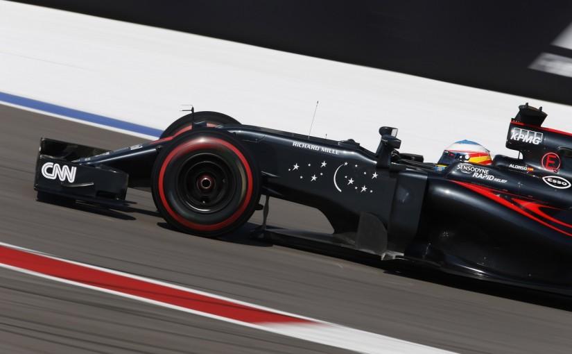 F1   ホンダ「うれしいダブル入賞。真のポテンシャルを確認できて安堵した」/ロシア日曜
