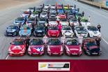 ル・マン/WEC | マツダMX-5のワンメイクレースがアメリカで開幕。40台が緒戦に登場