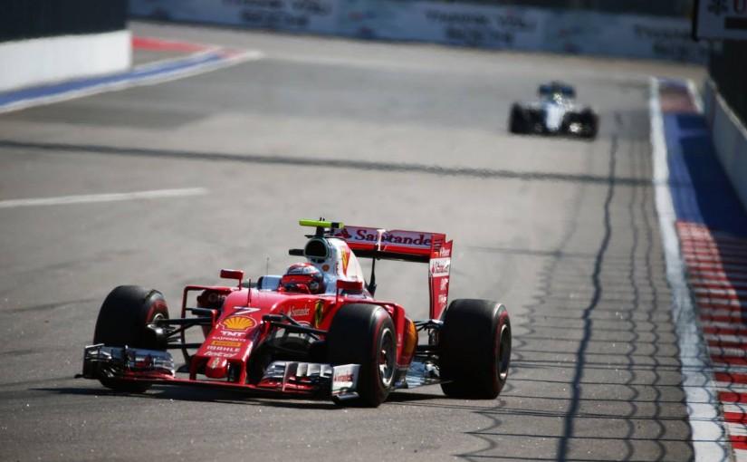 F1 | ライコネン「メルセデスと戦える速さはまだない」:フェラーリ ロシア日曜