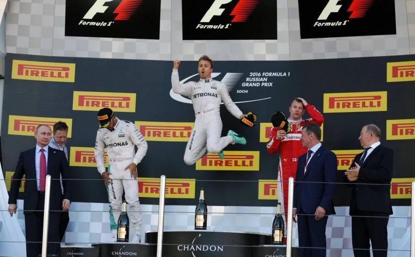 F1 | ロズベルグ「PUにトラブルを抱えていた。信頼性だけが今の懸念」:メルセデス ロシア日曜