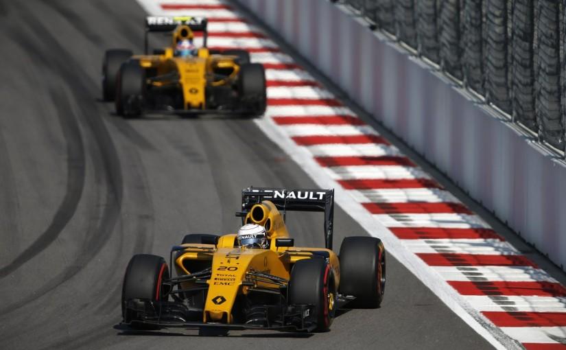 F1 | マグヌッセン「ルノー今季初入賞。皆の努力に報いることができた」:ルノー ロシア日曜