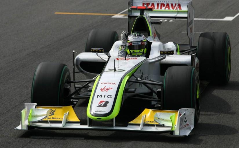 F1 | グッドウッド・フェスティバルに、バトンのF1ワールドチャンピオンマシンBGP001が初登場