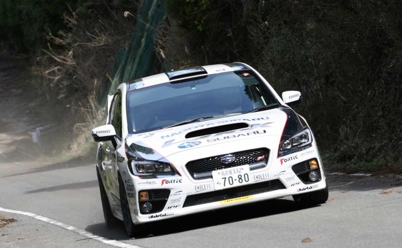 ラリー/WRC | JRC第2戦:新井との接戦を制し、勝田範彦が久万高原ラリー制覇。開幕2連勝を飾る