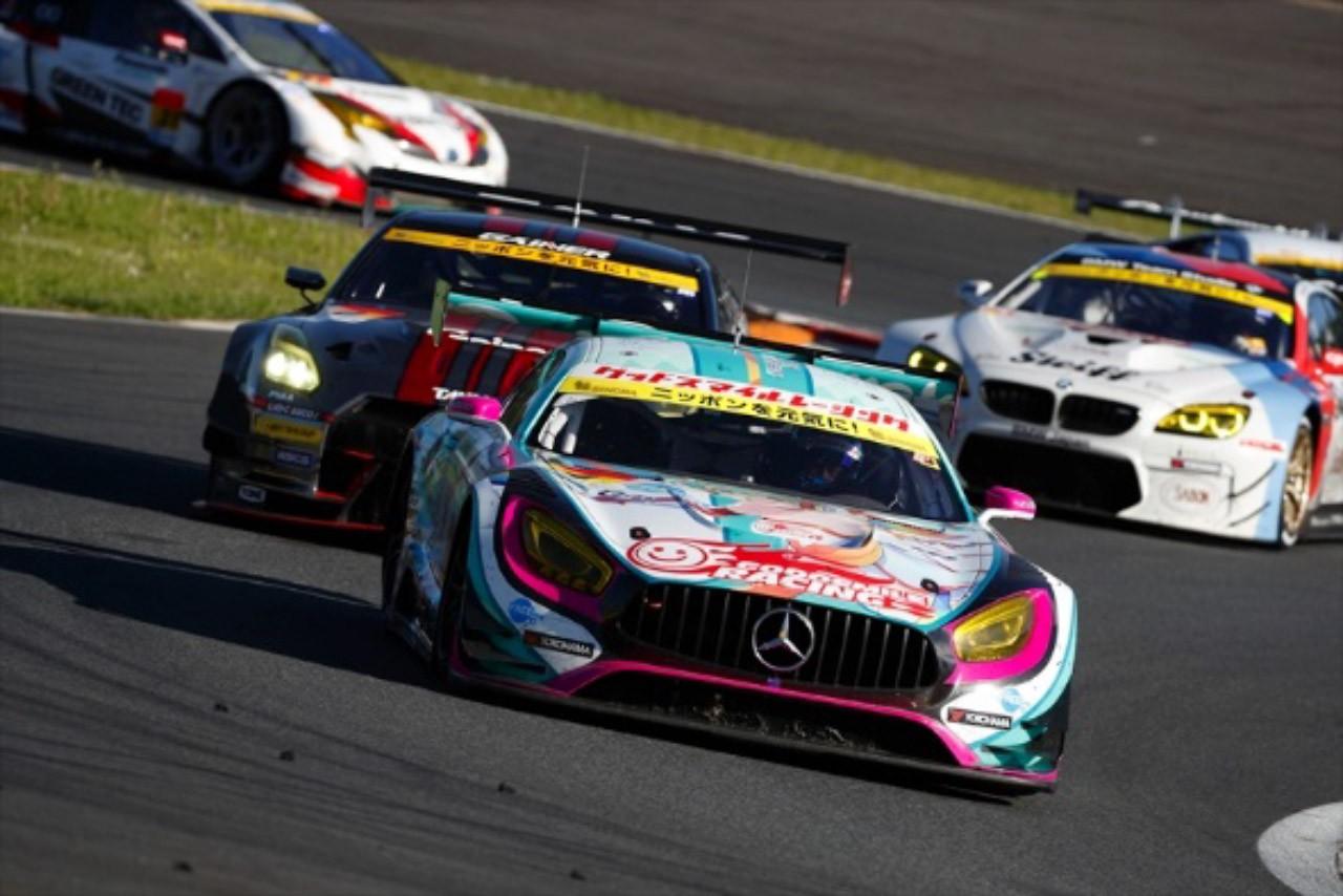 GOODSMILE RACING & Team UKYO スーパーGT第2戦富士 レースレポート