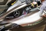 F1   2017年は燃料105kgに増量へ──メルセデス陣営が反対した理由