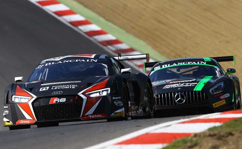 海外レース他 | ブランパン・スプリント第2戦:33号車アウディが優勝。強豪WRTが開幕2連勝を飾る