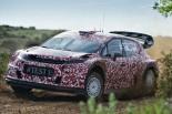 ラリー/WRC | 【動画】シトロエン、17年型WRカーをテスト