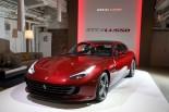 インフォメーション | フェラーリ最新モデル、GTC4Lussoが東京で初披露