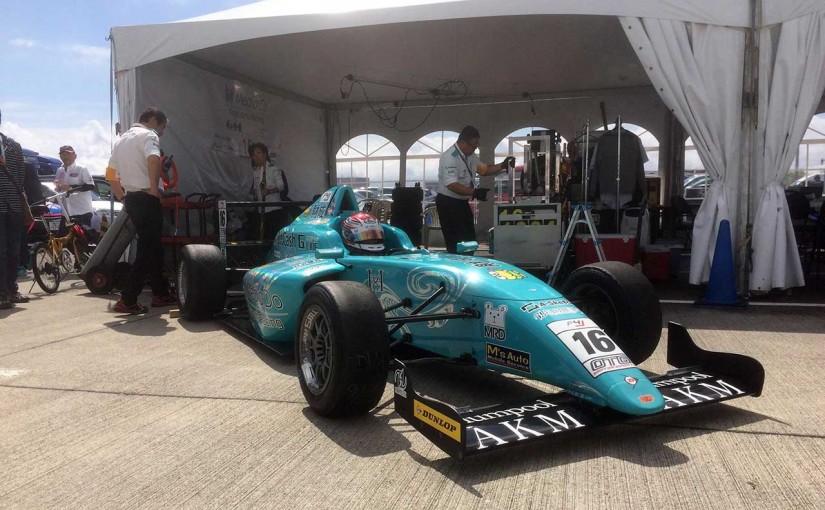 国内レース他 | Media Do Kageyama Racing、FIA-F4第3戦でベストリザルト更新
