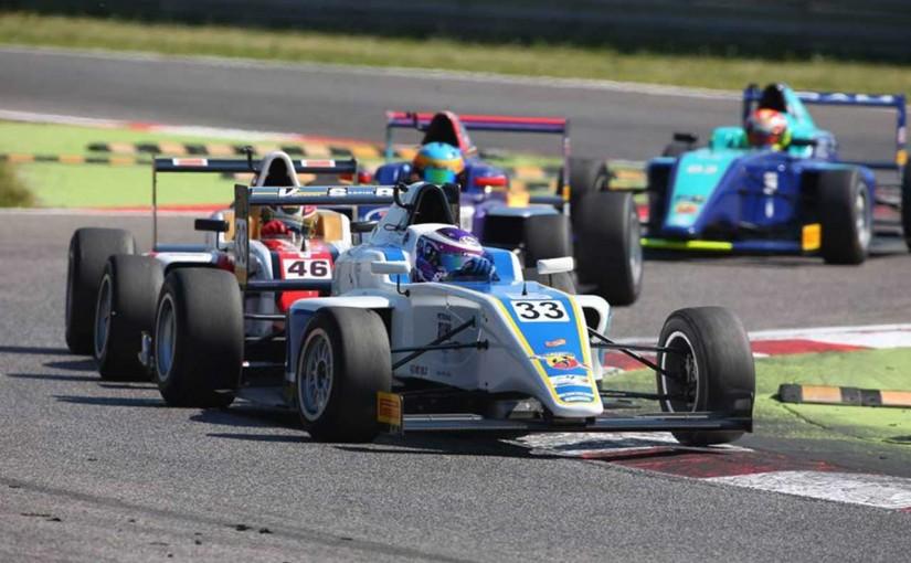 海外レース他 | イタリアFIA-F4参戦の佐藤万璃音、第2大会予選レースで4位入賞