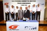スーパーGT | 都内でステアリング・コミッティ開催。GT500×DTMの『クラス1』新規定は17年9月発表へ