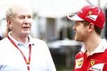 F1 | 因縁のベッテルがクビアト降格にコメント「ロシア以前に決まっていたこと」