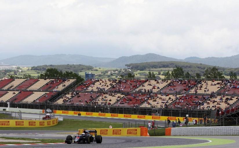 F1 | 【タイム結果】F1第5戦スペインGP フリー走行3回目