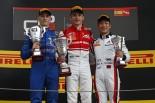 F1 | 福住、GP3初表彰台でチームに感謝「でも、もうちょっと速く走れたかな」