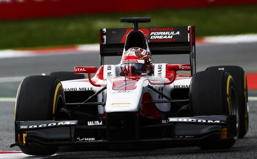 F1 | GP2レポート:松下は接触やピット作業ミスで12位。それでも「戦っていける」