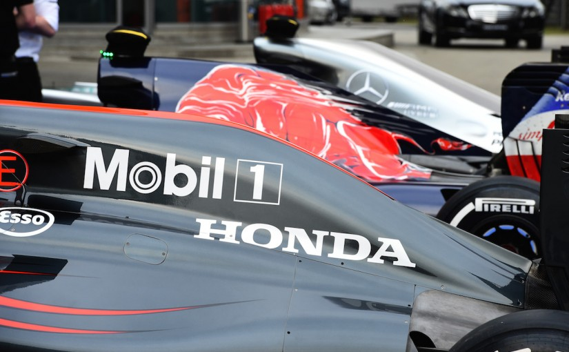 F1   解説:2017年〜2020年のパワーユニット規定