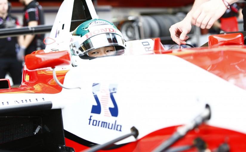 F1   開幕戦を終えた、福住の手ごたえ「GP3は予選とスタートで上位にいることが大事」