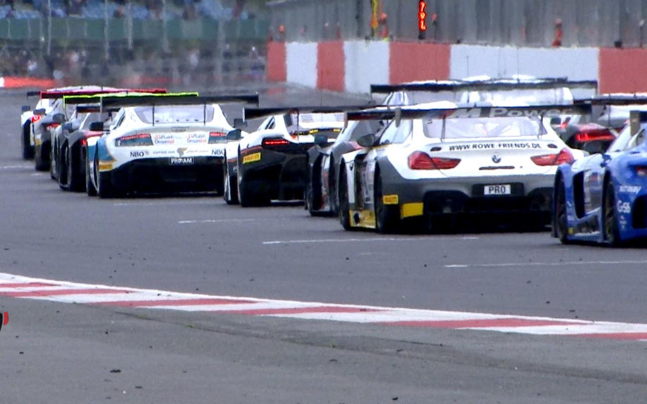 ブランパン耐久第2戦は終盤の接戦を制したHTPのメルセデスAMG GT3が優勝