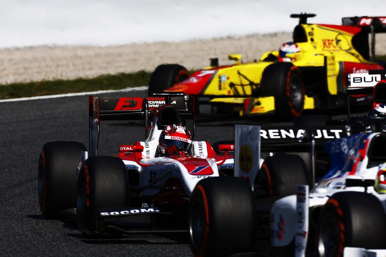 GP2バルセロナ