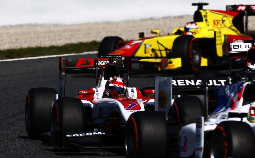 F1 | GP2:松下、開幕戦は予想外に1点のみ「目標はチャンピオン以外、ありえない」