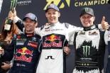 ラリー/WRC | 世界ラリークロス第3戦:エクストロームが2連勝。ローブが初の2位表彰台