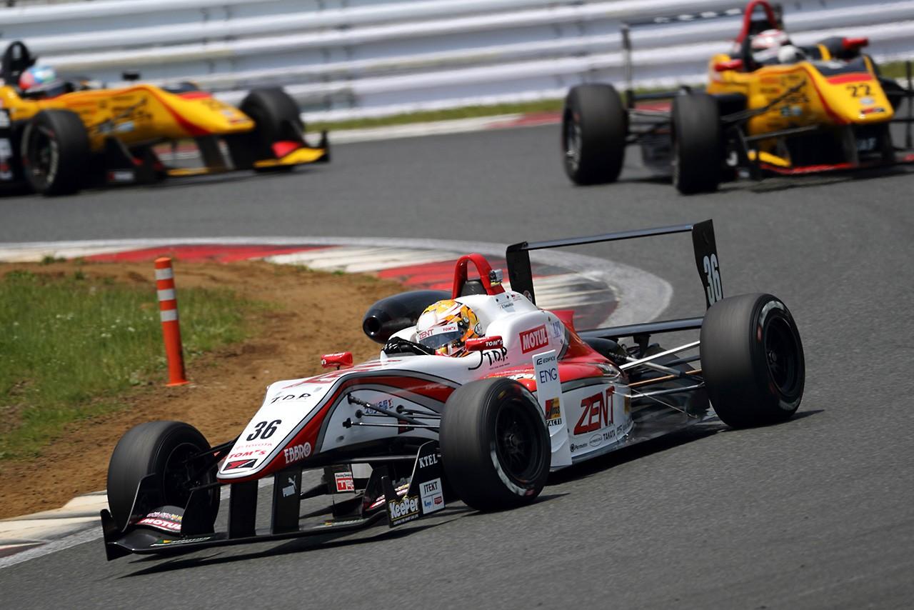 TOYOTA GAZOO Racing News 全日本F3選手権 第2大会富士